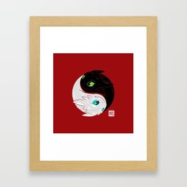 The Furyism Framed Art Print