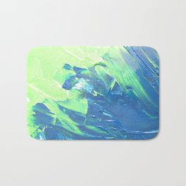 Blue & Green, No. 3 Bath Mat