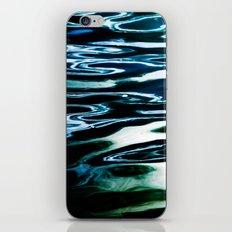 Water 3 iPhone & iPod Skin
