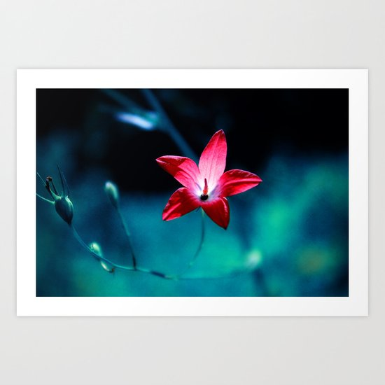 The Only One Art Print