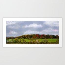 Mesmerizing Sky Art Print