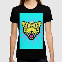 Wild Leopard Star T-shirt