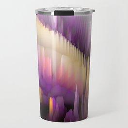 Purple Cave Travel Mug