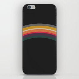 one day – prismatic (can pair with bonfire) iPhone Skin