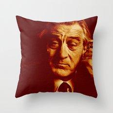master robert Throw Pillow