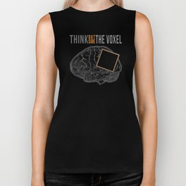 Think Outside the Voxel Biker Tank