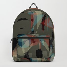 HANGIN' ON FOR THE REPUBLIC Backpack