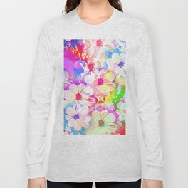 Flowers_108 Long Sleeve T-shirt