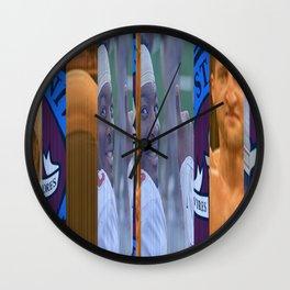 Froch Froch State Wall Clock
