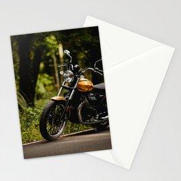 Moto Guzzi V9  Stationery Cards