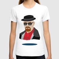 heisenberg T-shirts featuring Heisenberg by Kody Christian