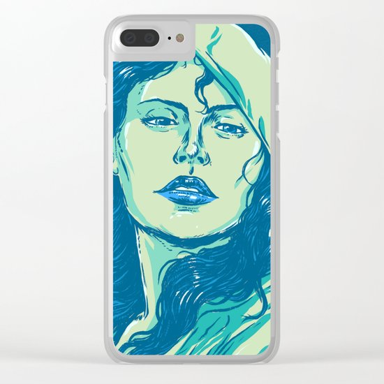 When The Night Comes Clear iPhone Case