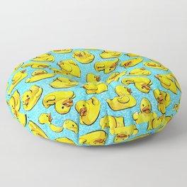 Adventure Duck Floor Pillow