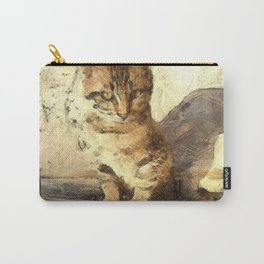 All Cats Are Black In The Dark Carry-All Pouch