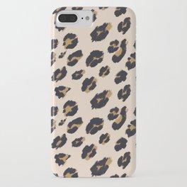 B&B Leopard Design iPhone Case