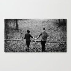 Fated  Canvas Print