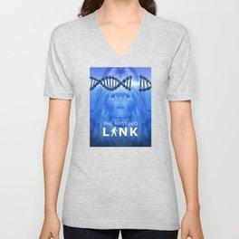 The Missing Link Unisex V-Neck