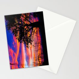 Pinks n Purples thru Boab Tree Stationery Cards