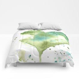 Emerald Jewels Comforters