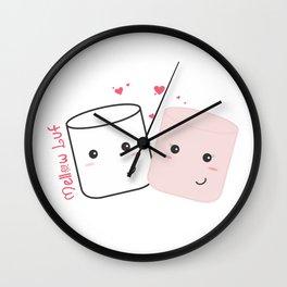 Mellow Luf Wall Clock