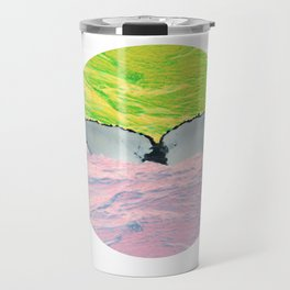 Whale Tail Travel Mug