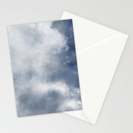 Cloud Painting Stationery Cards