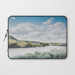 A Bend in the Yellowstone Laptop Sleeve