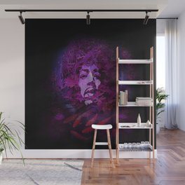 Purple Hazed 2016 Wall Mural