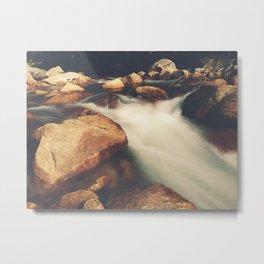 Tenaya Creek Metal Print