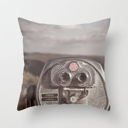 you're not the same... Throw Pillow
