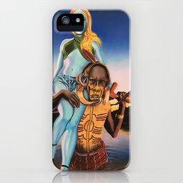 wandering iPhone Case