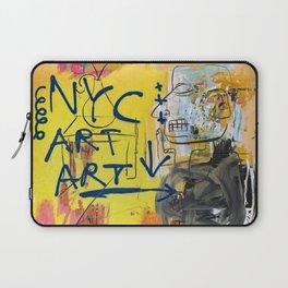 NYC Art Art Laptop Sleeve