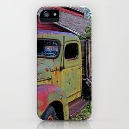 Yesterdays Dream iPhone Case