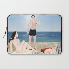 bikini blunder Laptop Sleeve