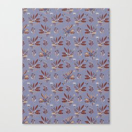 Berries Herbs Seeds Canvas Print