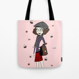 Have a break, have a cupcake ! Tote Bag