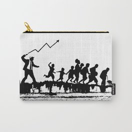 Banksy Artwork Carry-All Pouch