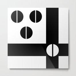 Felix Metal Print