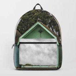 Eastney Beach Huts Backpack