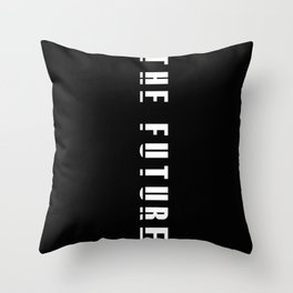 TheF Throw Pillow