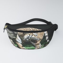Zoo Tiger Fanny Pack