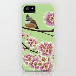 Crape myrtle iPhone Case