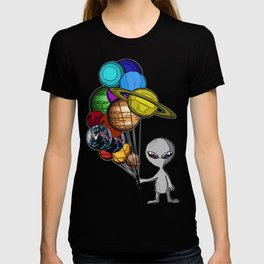 Casual Alien T-shirt