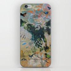 Bubo Capensis iPhone & iPod Skin