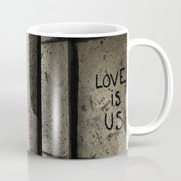 Love is Us Coffee Mug
