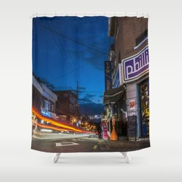 HBC / Let There Be Light Shower Curtain