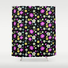 Candy Primrose Shower Curtain