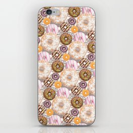 Delicious Donuts iPhone Skin