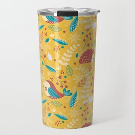 Fall vibes Travel Mug