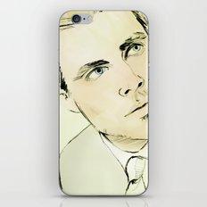 Arrow Portrait Series: Oliver Queen iPhone & iPod Skin